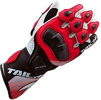 Мотоперчатки RS TAICHI GP-WRX кожа красный L