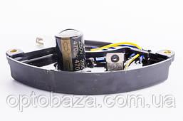 AVR реле напряжения генератора 5 кВт (диодный мост) Дуга для генератора 5 кВт - 6 кВт, фото 3