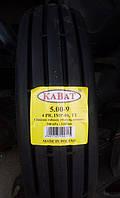 5.00-9 шина резина Kabat, фото 1