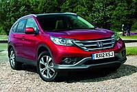Силовые обвесы Honda CR-V с 2012 г., кенгурятники и пороги