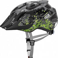Шлем ABUS MOUNTX Grey Camouflage M