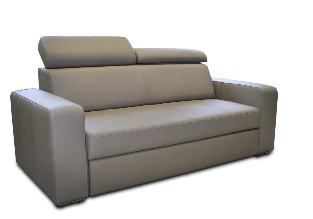 """Прямий шкіряний диван """"FX 15 BIS В1"""""""