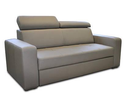 """Прямий шкіряний диван """"FX 15 BIS В1"""", фото 2"""