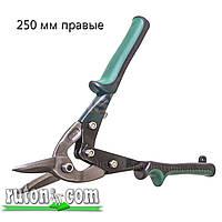 Ножницы по металлу 250мм левые Htools 01B176