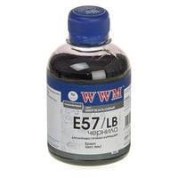 Чернила WWM для Epson Stylus Photo R2400/R2880 200г Light Black Водорастворимые (E57/LB)