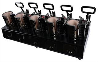 Термопресс  Amazon MHP500 на 5 кружек