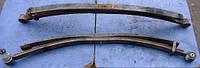 Рессора задняя метал 3листRenaultMascott2004-20105010537665 (расстояние между центром болтов L=1585мм, шир