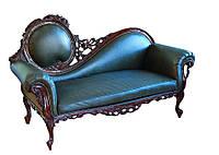 "Кожаный диван - оттоманка ""Sofa"" (Софа)"