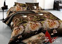 Комплект постельного белья R881 (TAG-386е) евро