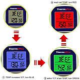 Беспроводной термометр (до 100 м) ThermoPro TP-11 (-9...250 °С) с таймером и 8 режимами для мяса и рыбы, фото 5