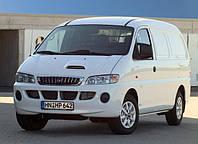 Силовые обвесы Hyundai H-1/H200 с 1998-2007 г., кенгурятники и пороги