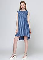 70602 Платье джинсовое синие: imprezz.com.ua