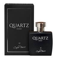 Парфюмерная вода для мужчин Quartz Black (Carlo Bossi), 100 мл