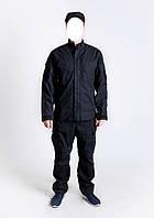 Комплект формы рип-стоп, черный, для полиции, охраны