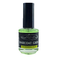 Покрытие Magic Touch BASE COAT GREEN основа под лак