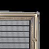 Решетка для камина Рустикал 22х22 см с жалюзи