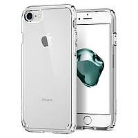 Чехол Spigen для iPhone 7 Ultra Hybrid 2, Crystal Hybrid , фото 1
