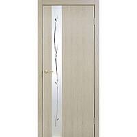 Межкомнатные двери Омис Зеркало 1.1 (Сосна Карелия)