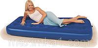 Односпальный надувной матрас BestWay 67000