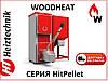 Пелетний Котел Heiztechnik HitPellet 35 кВт (Польща) Автоматичний