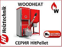 Пелетний Котел Heiztechnik HitPellet 35 кВт (Польща) Автоматичний, фото 1