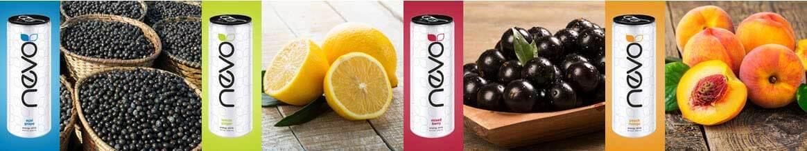 Энергетический напиток NEVO (1 шт.)