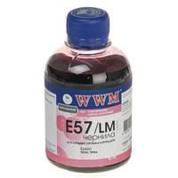 Чернила WWM для Epson Stylus Photo R2400/R2880 200г Light Magenta Водорастворимые (E57/LM)