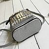 Стильный мини рюкзак с шипами, фото 6