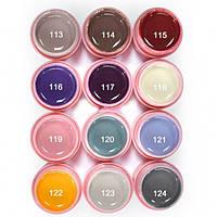 Цветной Гель CANNI 117