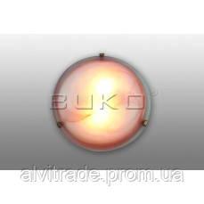 Декоративный светильник BUKO 50 КРУГ 300 1*E27 КОРИЧНЕВЫЙ