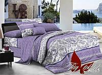 Комплект постельного белья R30515 (TAG-390е) евро