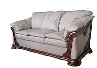 """Мягкий кожаный диван """"Ferenza"""" (Ференза)"""