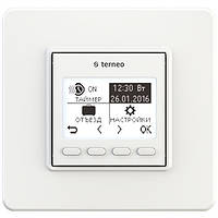 Программируемый недельный терморегулятор для ик панелей (отопления) terneo pro