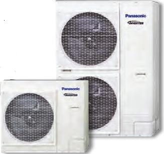 Наружный блок теплового насоса Panasonic WH-UD16FE8, фото 2
