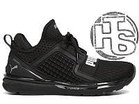 Мужские кроссовки Puma Ignite Limitless Black 189495-01