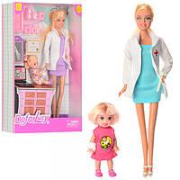 Кукла DEFA 8348 доктор