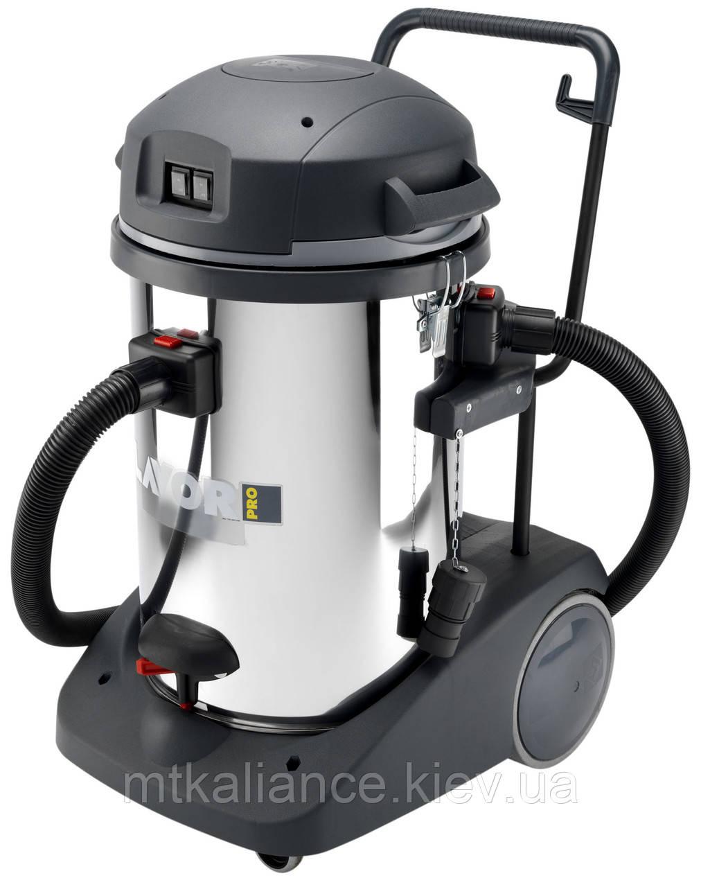 Промышленый пылесос 3-х турбинный