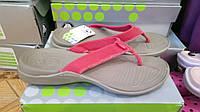 Сланцы мужские Crocs Crete Canvas Mens Footwear