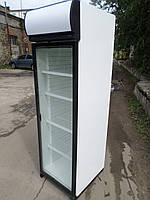 Однодверный холодильный шкаф Derbi 370 л. бу, купить холодильник однодверный б/у, фото 1
