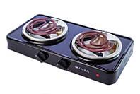 Плита электрическая настольная ЭЛНА 200Ц 2-2,0 кВт