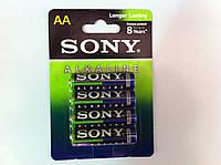 Батарейка SONY LR6 ALKALINE 1.5V (4шт), фото 1