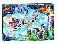 Конструктор Bela серия Fairy 10413 Летающие сани Эйры (аналог Lego Elves 41077)