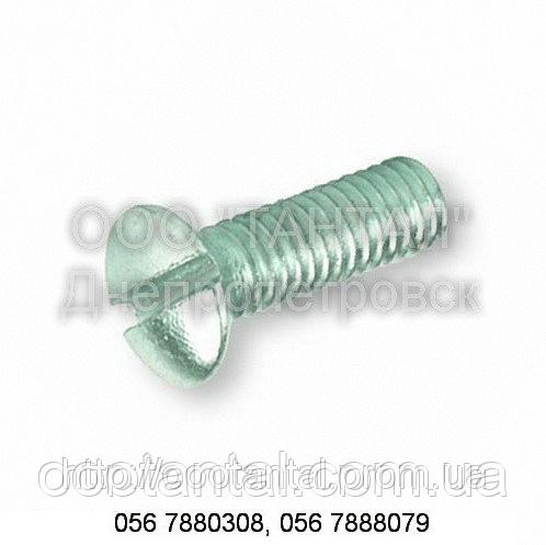 Винт с полупотайной головкой стальной, от М2 до М12, ГОСТ 17474-80, DIN 964, DIN 966, ISO 2010, ISO 7047