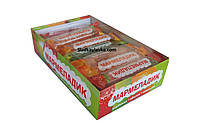 Желейная конфета Мармеладик в сахаре 30 шт (Китай)