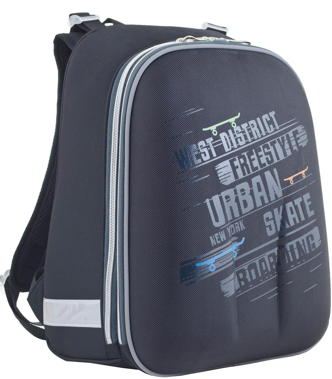 bde9d25b24f8 Школьный рюкзак для мальчика YES H-12 Skate, 553361 15 л - SUPERSUMKA  интернет