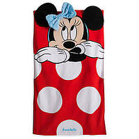 Детское полотенце Минни Маус Minnie Mouse Beach Towel for Baby DisneyStore