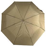 Женский симпатичный прочный зонтик автомат art. 5302 хаки  (100239)