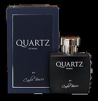Парфюмерная вода для мужчин Quartz (Carlo Bossi), 100 мл