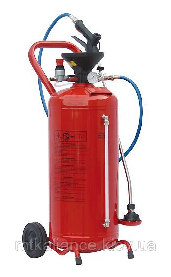 Піногенератор 100 л з пофарбованої сталі з внутрішньої епоксидної пластификацией