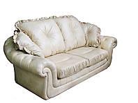 """Изысканный кожаный диван """"Isadora"""" (Изадора)"""